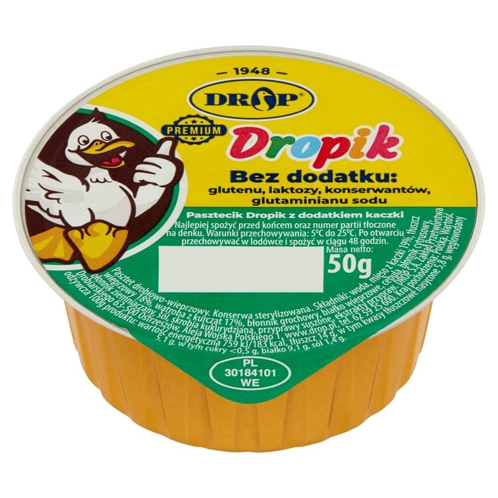 PASZTET DROPIK - DRIP 50g