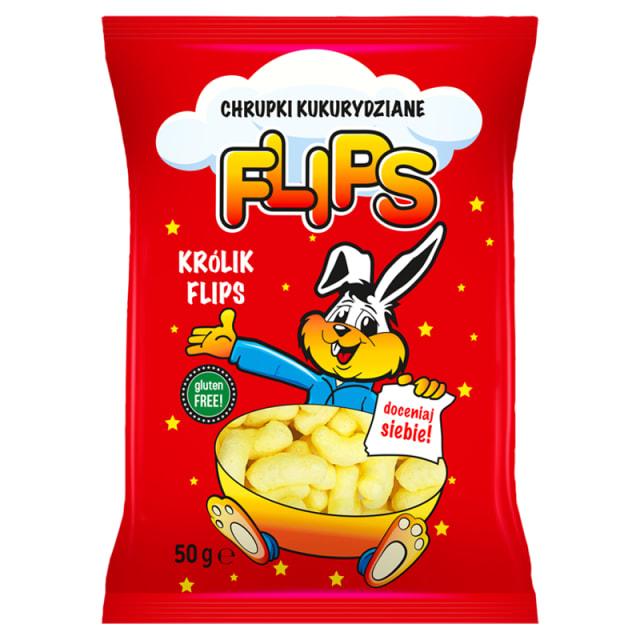CHRUPKI - FLIPSY 50g