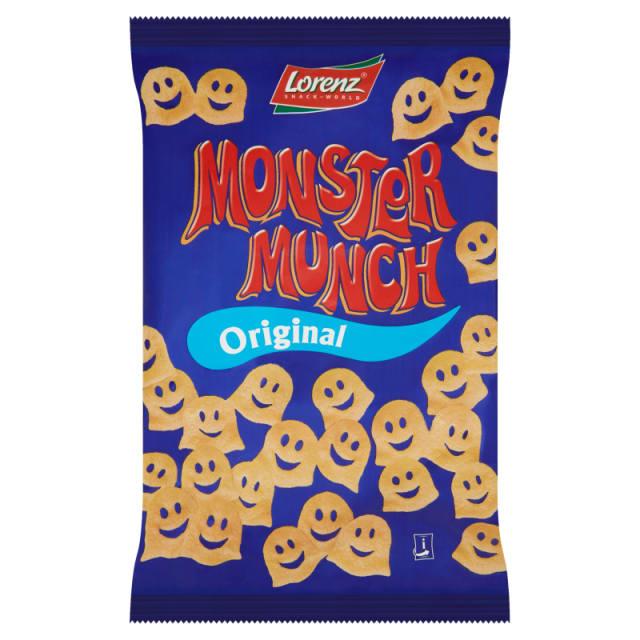 CHRUPKI MONSTER MUNCH - LORENZ 50g