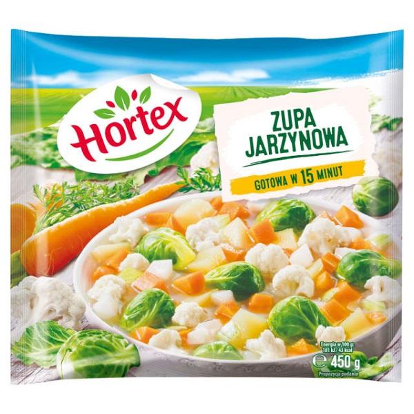 ZUPA JARZYNOWA MROŻONY - HORTEX 450g