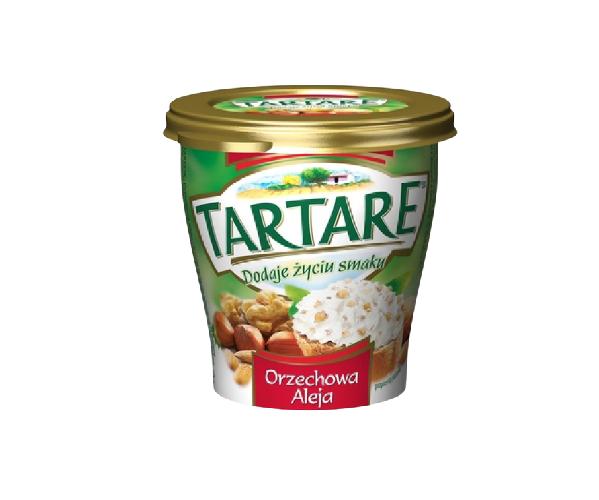 SEREK TWAROGOWY ORZECHOWA ALEJA - TARTARE 150 g