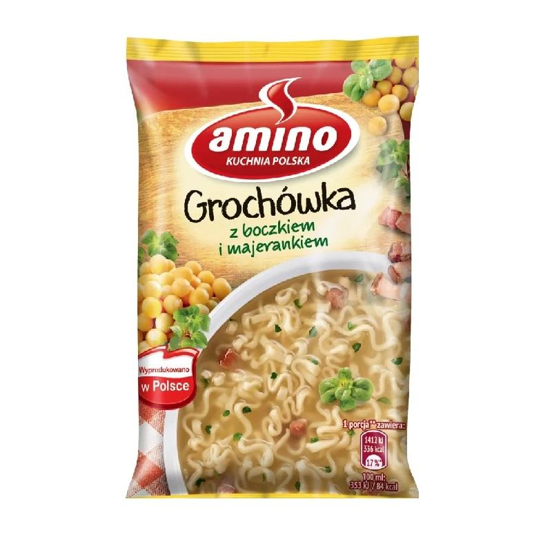 ZUPKA GROCHÓWKA - AMINO 65g
