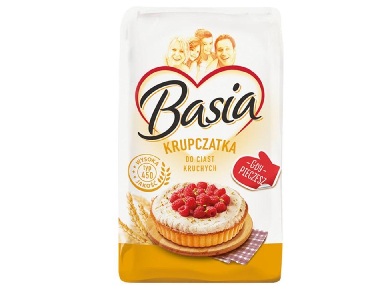 MĄKA KRUPCZATKA - BASIA 1000g