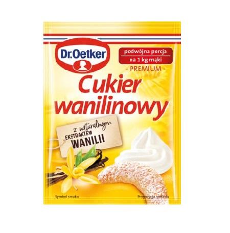 CUKIER WANILINOWY- DR. OETKER 16g