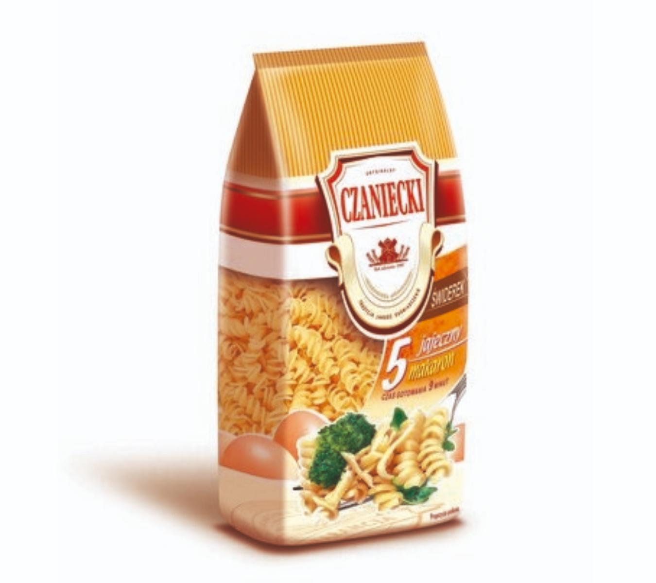 MAKARON ŚWIDERKI - CZANIECKI 250g