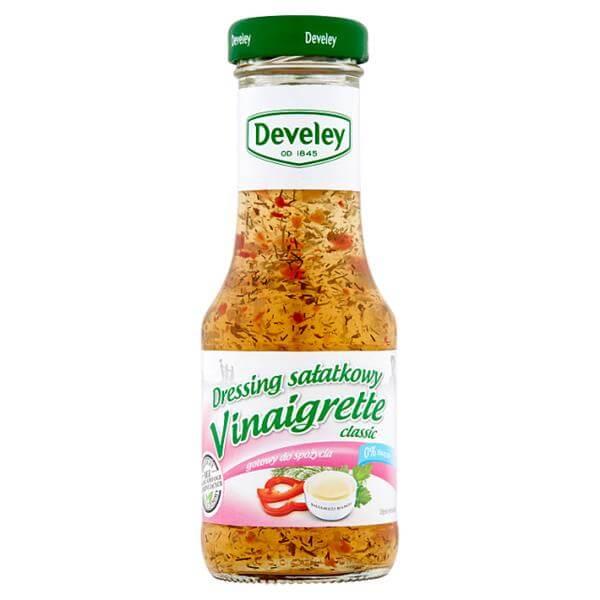 DRESSING SAŁATKOWY VINAIGRETTE - DEVELEY 200 ml