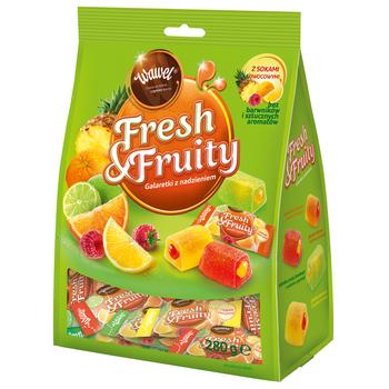 FRESH AND FRUITY - WAWEL 280g