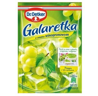 GALARETKA WINOGRONOWA - DR OETKER 77g
