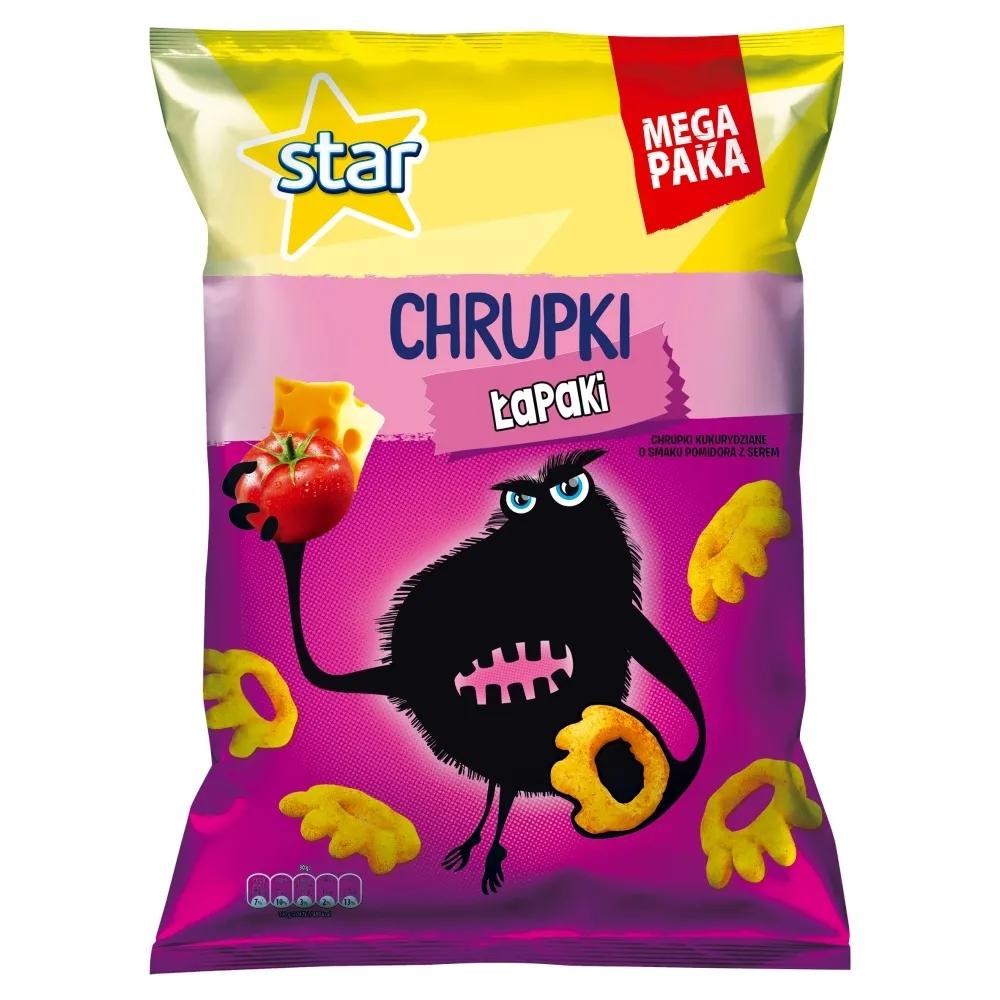 CHRUPKI ŁAPAKI - STAR 125g