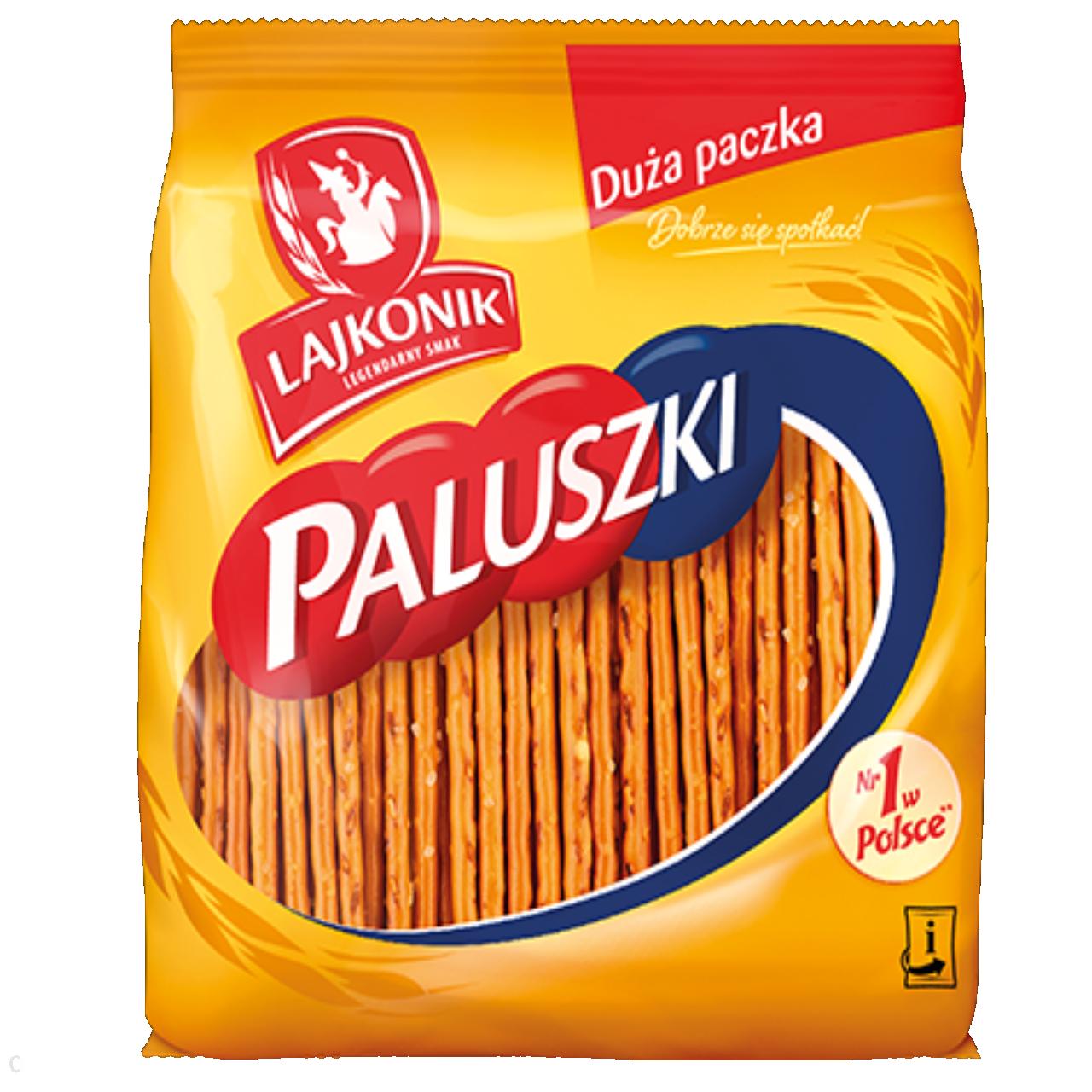 PALUSZKI SOLONE - LAJKONIK 200g