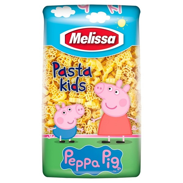 MAKARON PASTA KIDS PEPPA PIG - MELISSA 500g