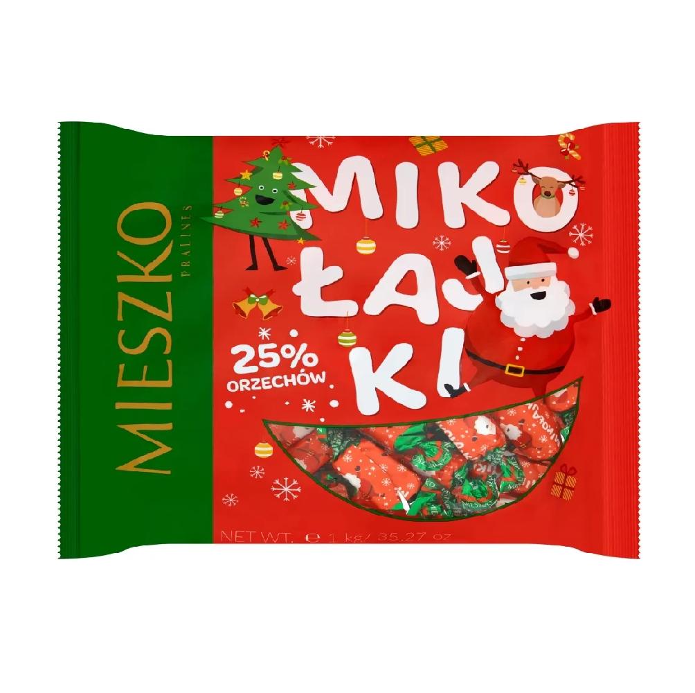 CUKIERKI MIKOŁAJKI - MIESZKO 500g
