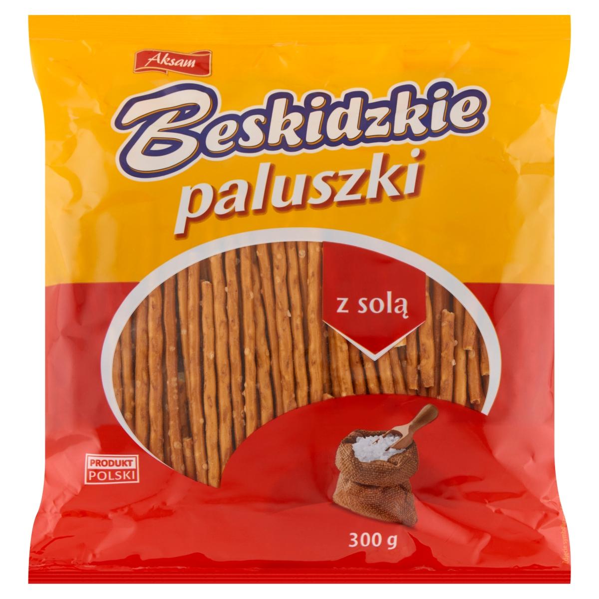 PALUSZKI BESKIDZKIE SOLONE - AKSAM 300 g