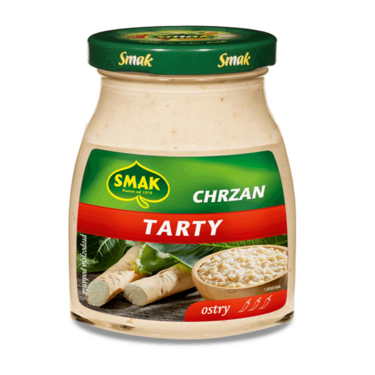 CHRZAN TARTY - SMAK 175g