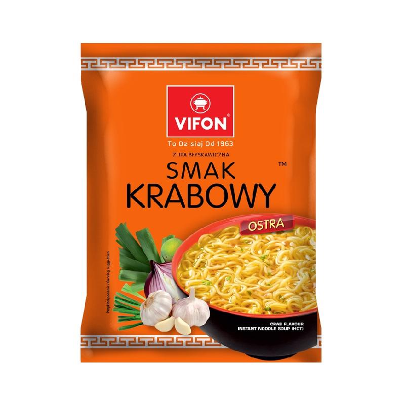 ZUPKA CHINSKA KRABOWA - VIFON 70g