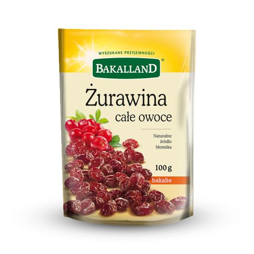 ŻURAWINA - BAKALLAND 150g