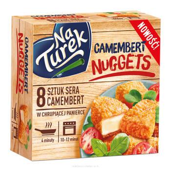 SER CAMEMBERT NUGGETS - NATUREK 188 g