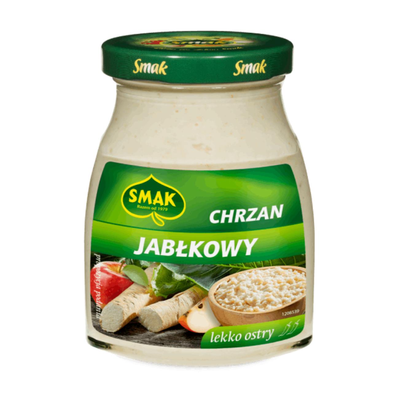 CHRZAN JABŁKOWY - SMAK 175g
