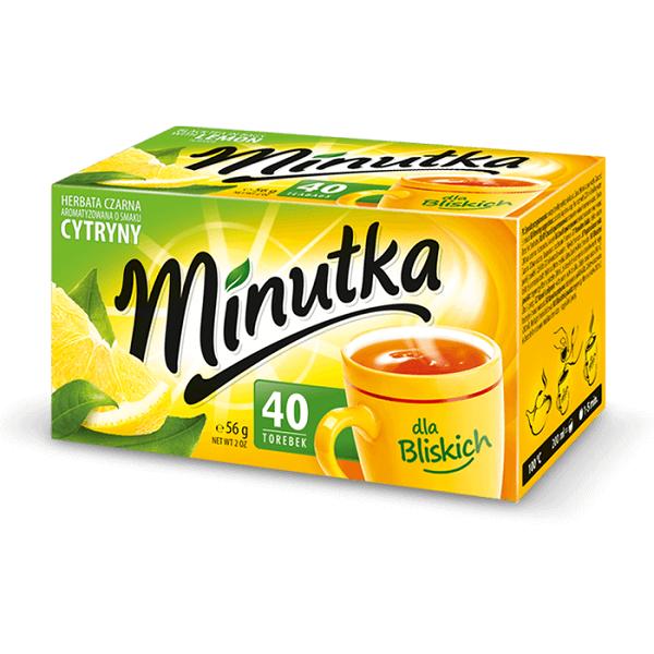 HERBATA CYTRYNOWA - MINUTKA 64g