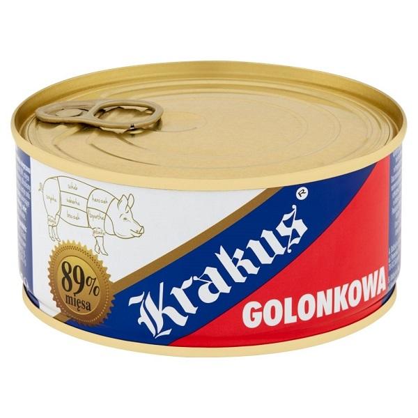 KONSERWA GOLONKOWA W PUSZCE - KRAKUS 300g