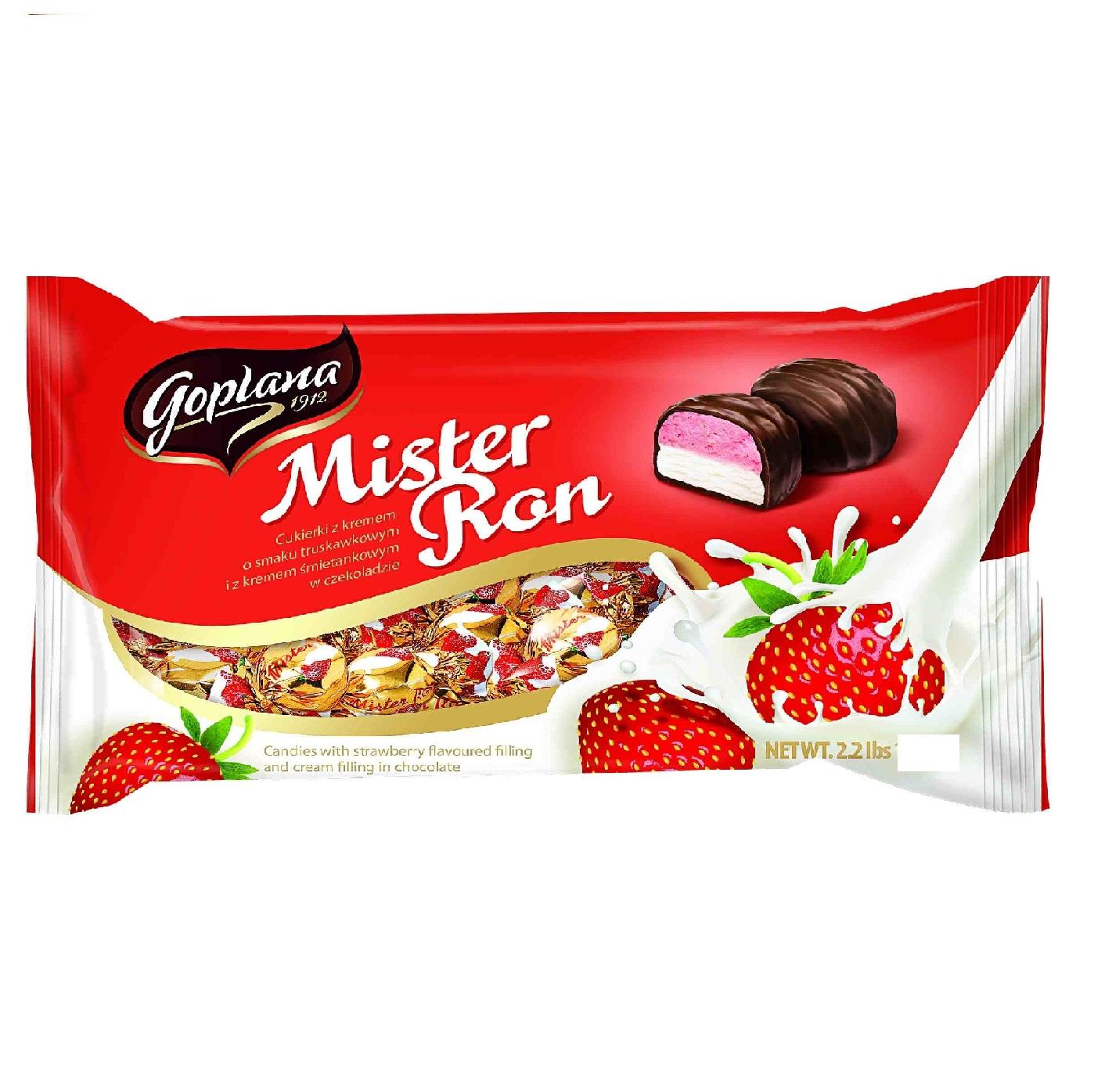 CUKIERKI MISTER RON - GOPLANA 500g