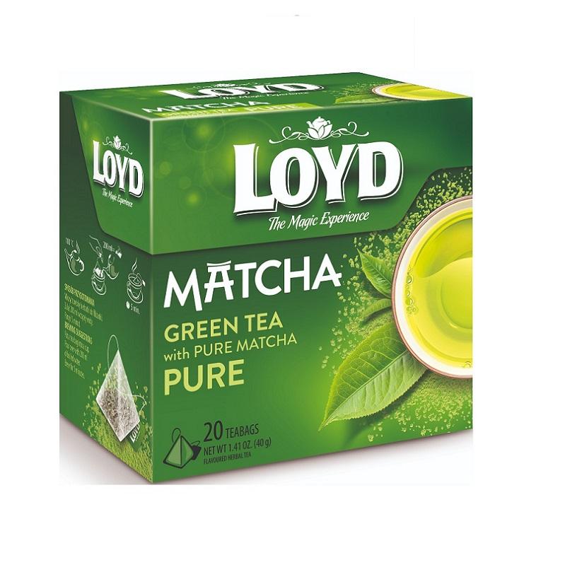 TEA MATCHA PURE - LOYD GREEN 30g