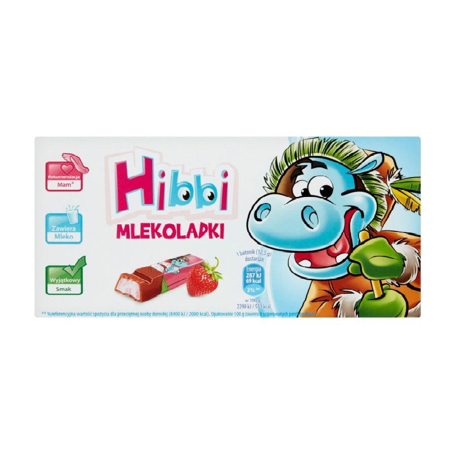 CZEKOLADKI - HIBBI 100g