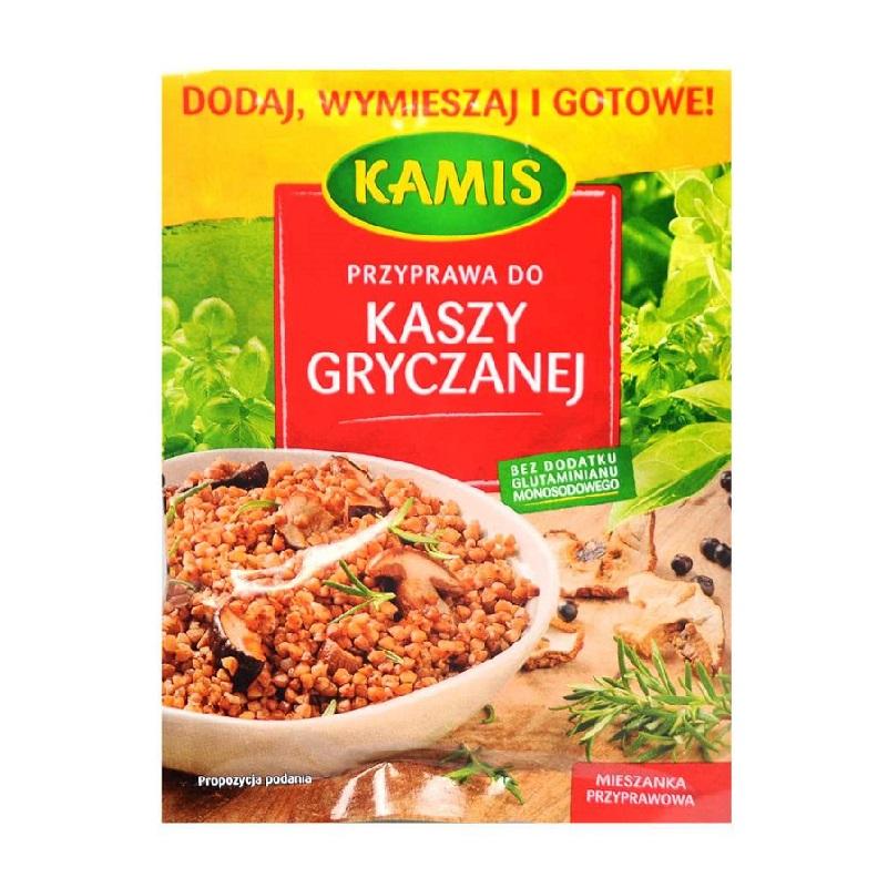 PRZYPRAWA DO KASZY GRYCZANEJ - KAMIS 20g