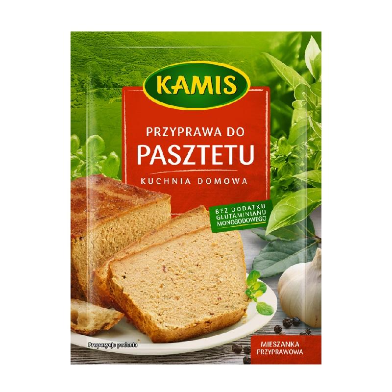 PRZYPRAWA DO PASZTETU - KAMIS 17g