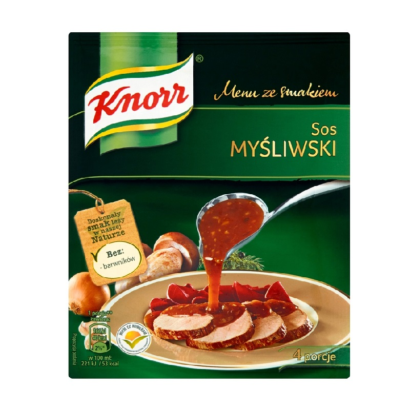 SOS MYŚLIWSKI - KNOR 37g