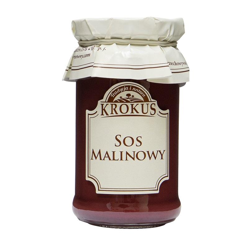 SOS MALINOWY - KROKUS 235g