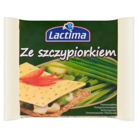 SER TOPIONY ZE SZCZYPIORKIEM W PLASTERKACH - LACTIMA 130g