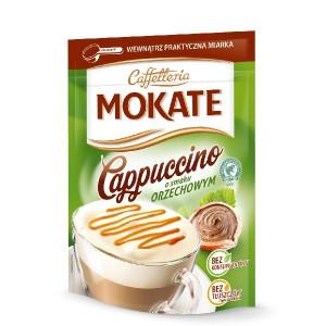 CAPPUCCINO ORZECHOWE - MOKATE 110g