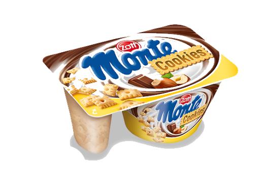 MONTE COOKIES - ZOTT 125g