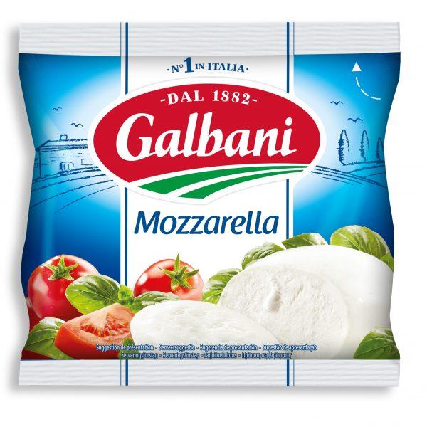 MOZZARELLA - GALBANI 125g
