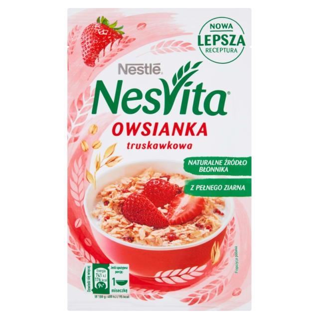 OWSIANKA TRUSKAWKOWA NESVITA - NESTLE 50g