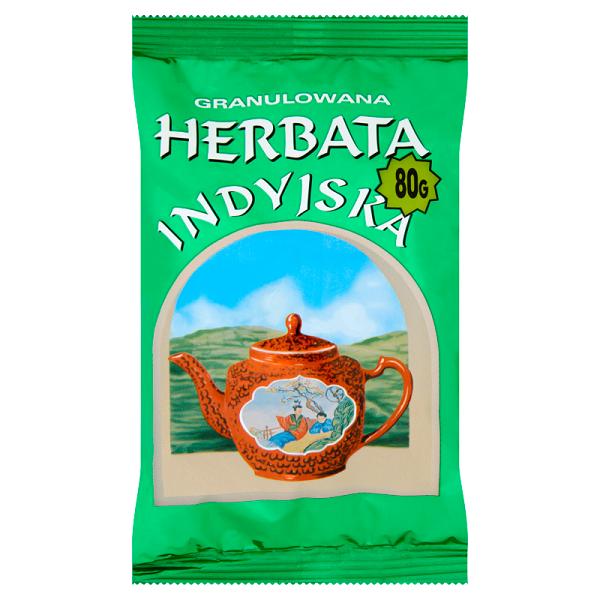 HERBATA GRANULOWANA INDYJSKA - CONSUMER 80g