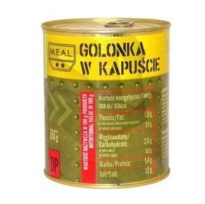 GOLONKA W KAPUŚCIE - MEAL 830 g