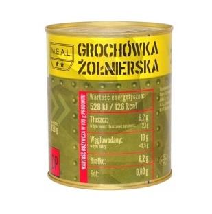 GROCHÓWKA ŻÓŁNIERSKA - MEAL 830 g