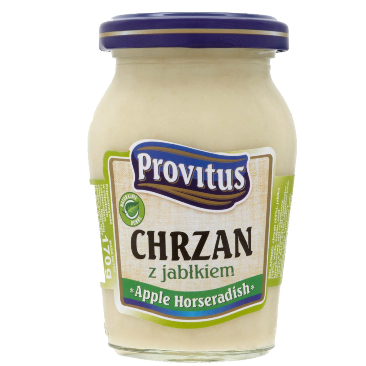 CHRZAN Z JABŁKIEM - PROVITUS 170g