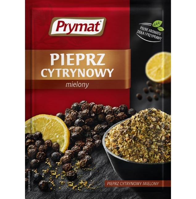 PIEPRZ CYTRYNOWY - PRYMAT 20g