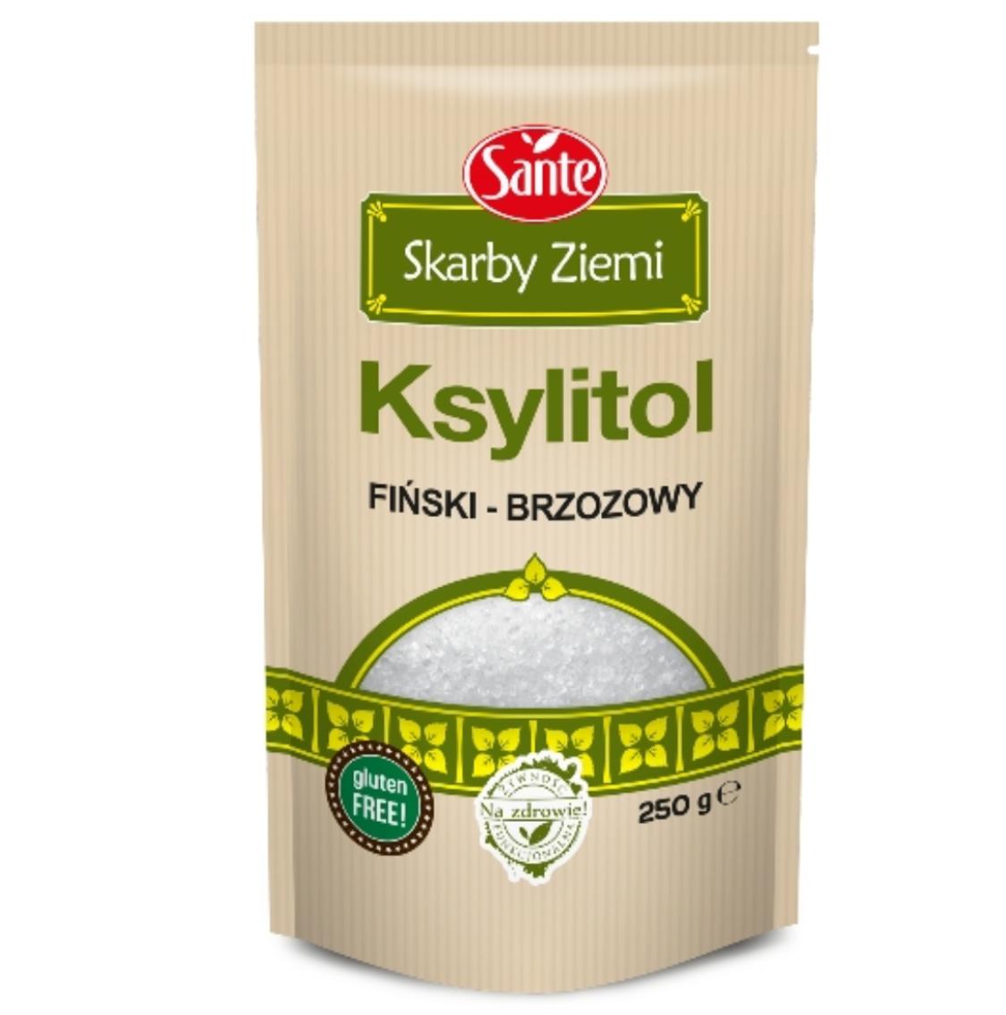 SKARBY ZIEMI KSYLITOL - SANTE 250g