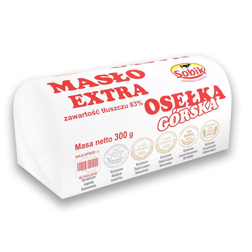 MASŁO OSEŁKA - SOBIK 300g