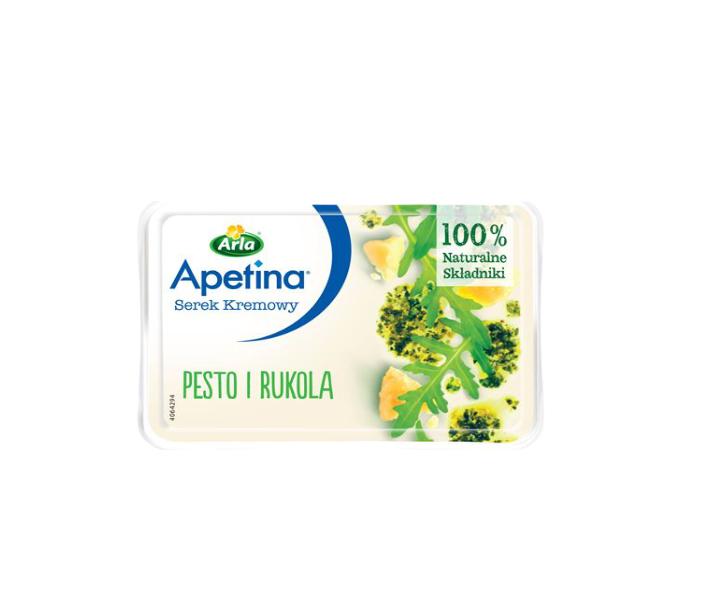 APETINA SEREK KREMOWY Z PESTO I RUKOLĄ - ARLA 125 g