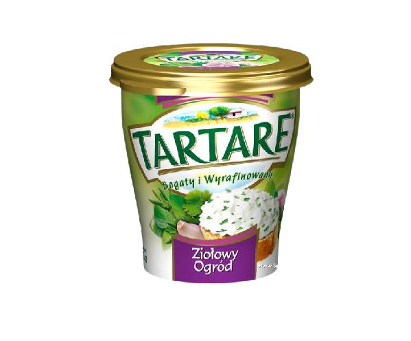 SEREK TWAROGOWY ZIOŁOWY OGRÓD - TARTARE 150 g