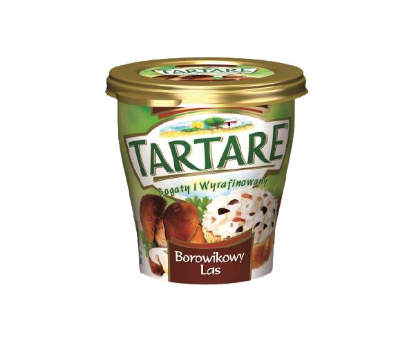 SEREK TWAROGOWY BOROWIKOWY LAS - TARTARE 150 g
