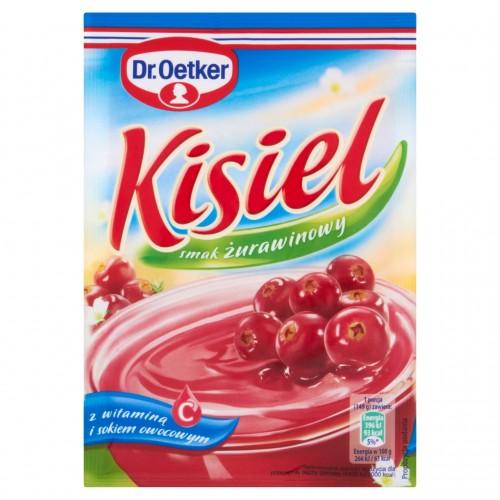 KISIEL ŻURAWINOWY - DR OETKER 38g